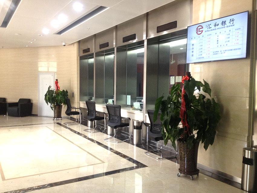 银行办公家具