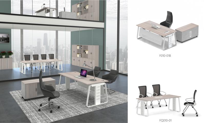 职员办公桌AFREE系列-F010-01B