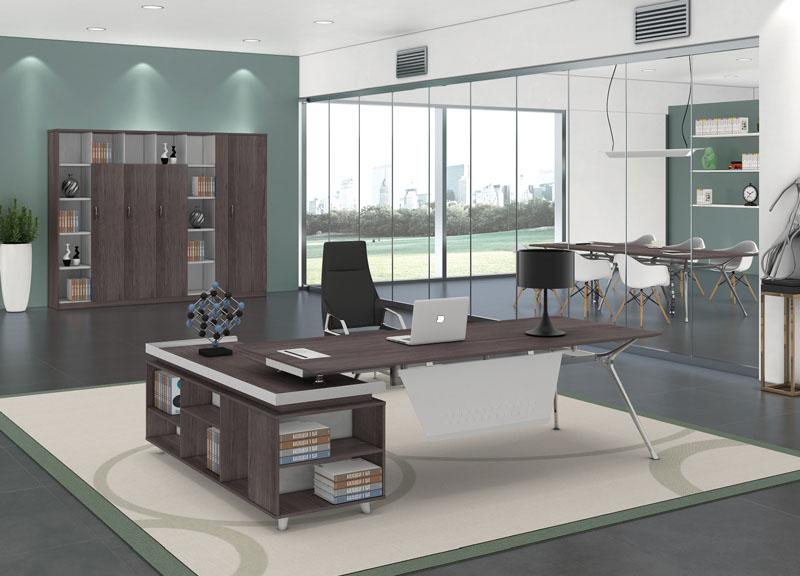 经理办公桌AFREE系列-F090-05D