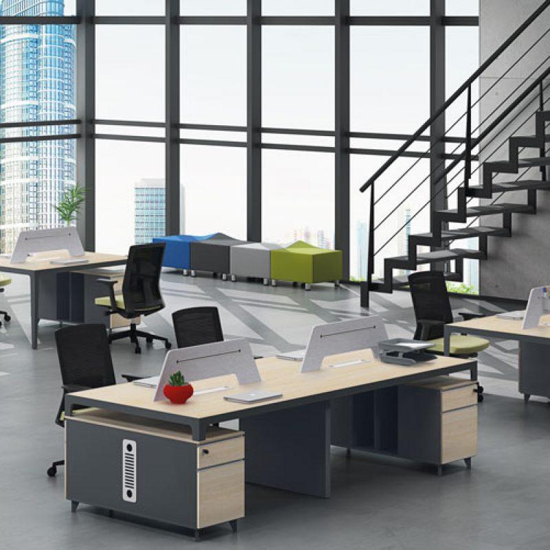 职员办公桌雅韵系列-YY-D0924