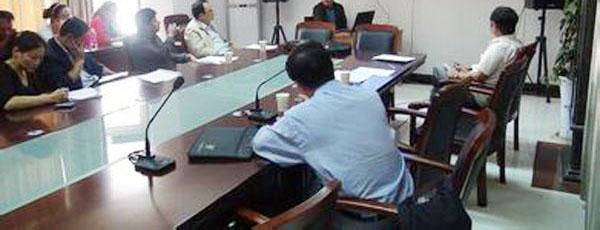 河南省商丘市老干部活动中心家具案例