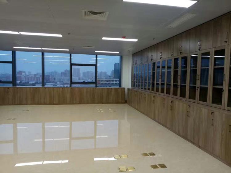 中国中铁二局建筑公司家具案例