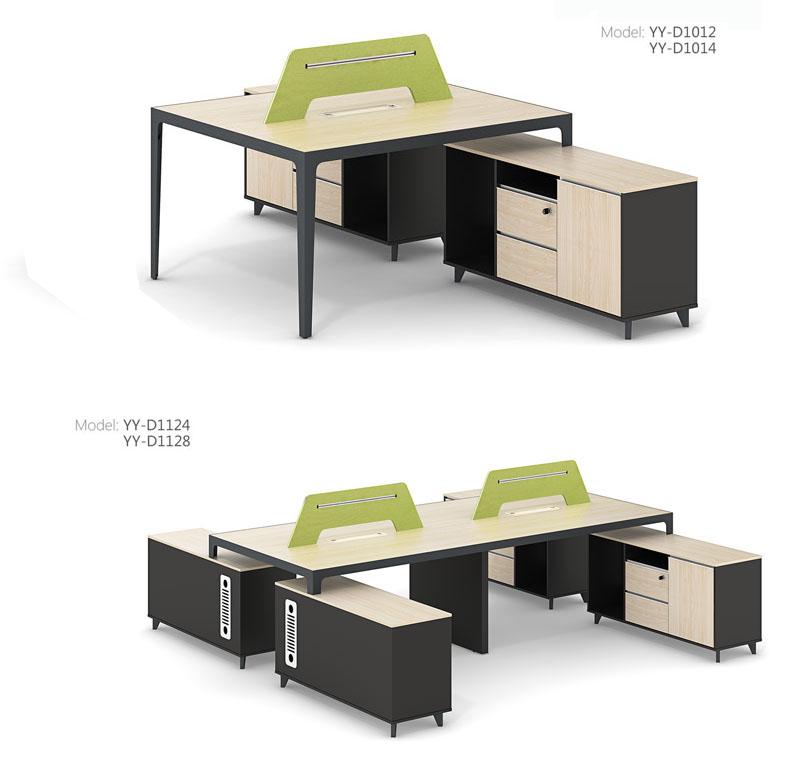 职员办公桌雅韵系列-YY-D1012